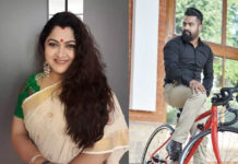 Slipper shot words! Khushbu Sundar makes Jr NTR fans happy
