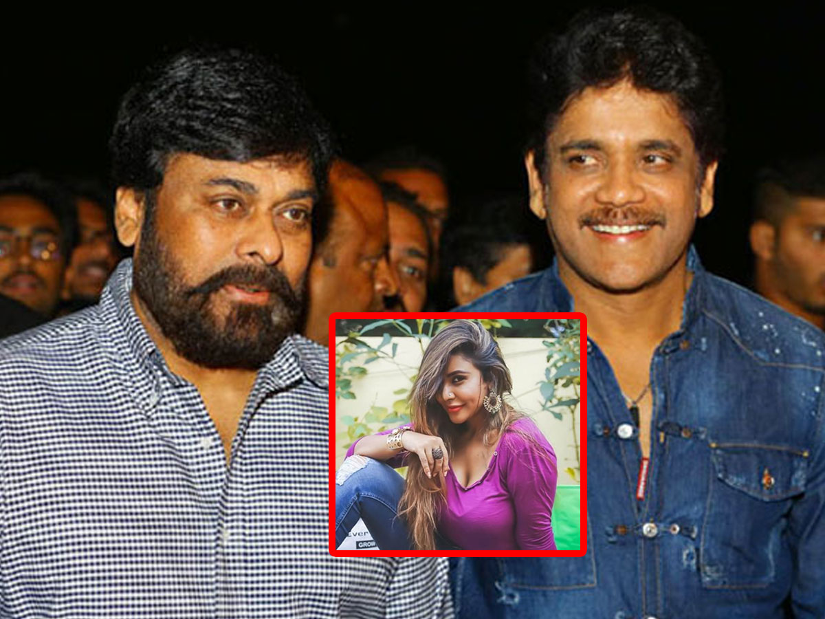 Sri Reddy : Guts less Chiranjeevi and Nagarjuna shame on you