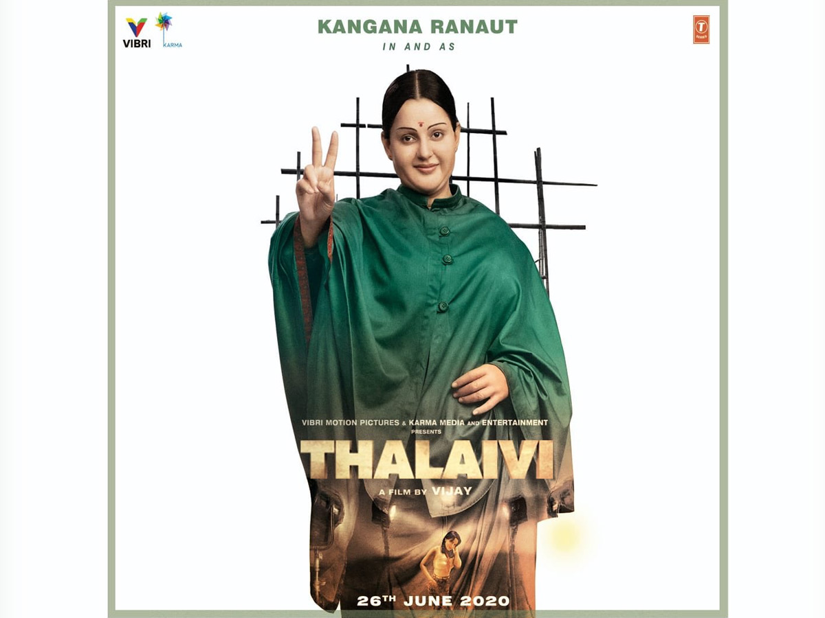 Thalaivi  sold out for Rs 55 Cr