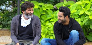 Trivikram Srinivas meets Jr NTR for narration
