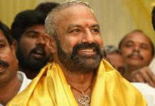Two Look test for Balakrishna Aghora look