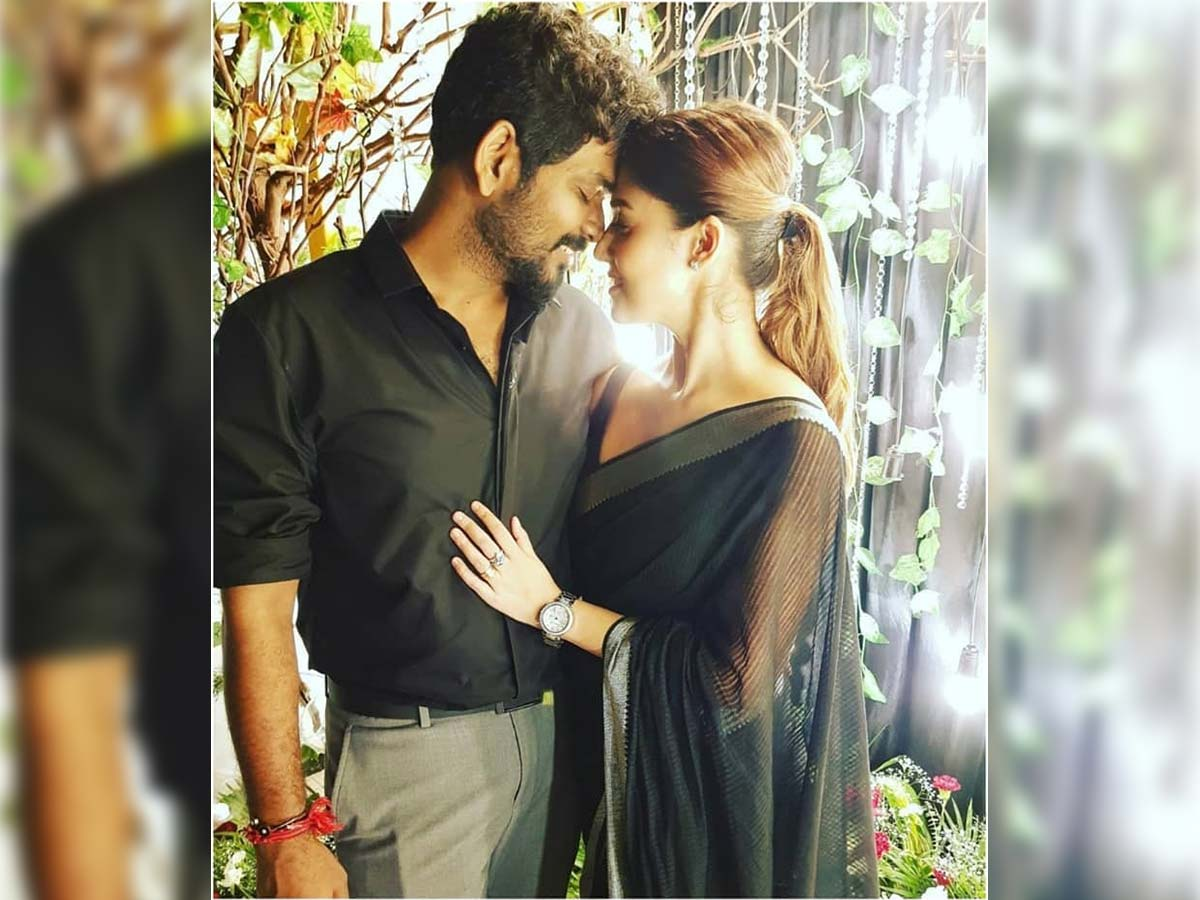 Two wedding ceremonies for Nayantara and Vignesh Shivan?