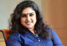 Vanitha Vijayakumar about her love life
