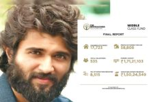 Vijay Deverakonda helps 17,723 families with Rs 1.70 Cr