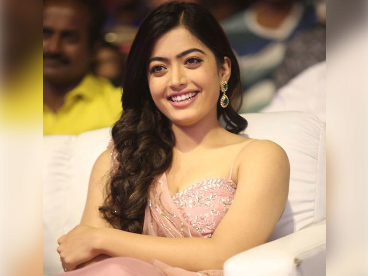 What's wrong with Rashmika Mandanna – question fans?