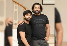 What's more! Vikram to work with son Dhruv
