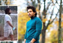 Allu Arjun breathe of fresh air with his bouncer