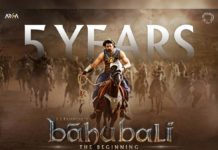 5 Years of Baahubali