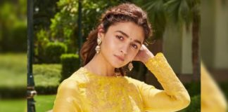 Alia Bhatt at Indo-China border but not for RRR