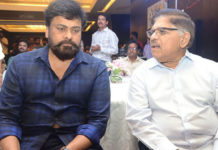 Allu Aravind wants to use Chiru's title for his web series