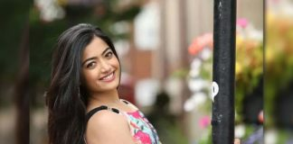 An eventful night for Rashmika Mandanna