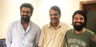 Baahubali music for Prabhas and Nag Ashwin film