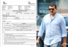 Thank God! Bandla Ganesh tested Negative for Coronavirus
