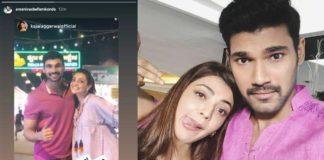 Bellamkonda says to Kajal Aggarwal : Miss you more