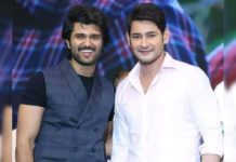 Does Mahesh refer to Vijay Deverakonda for two projects?