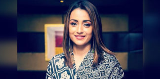 For the First Time Trisha Krishnan - A police