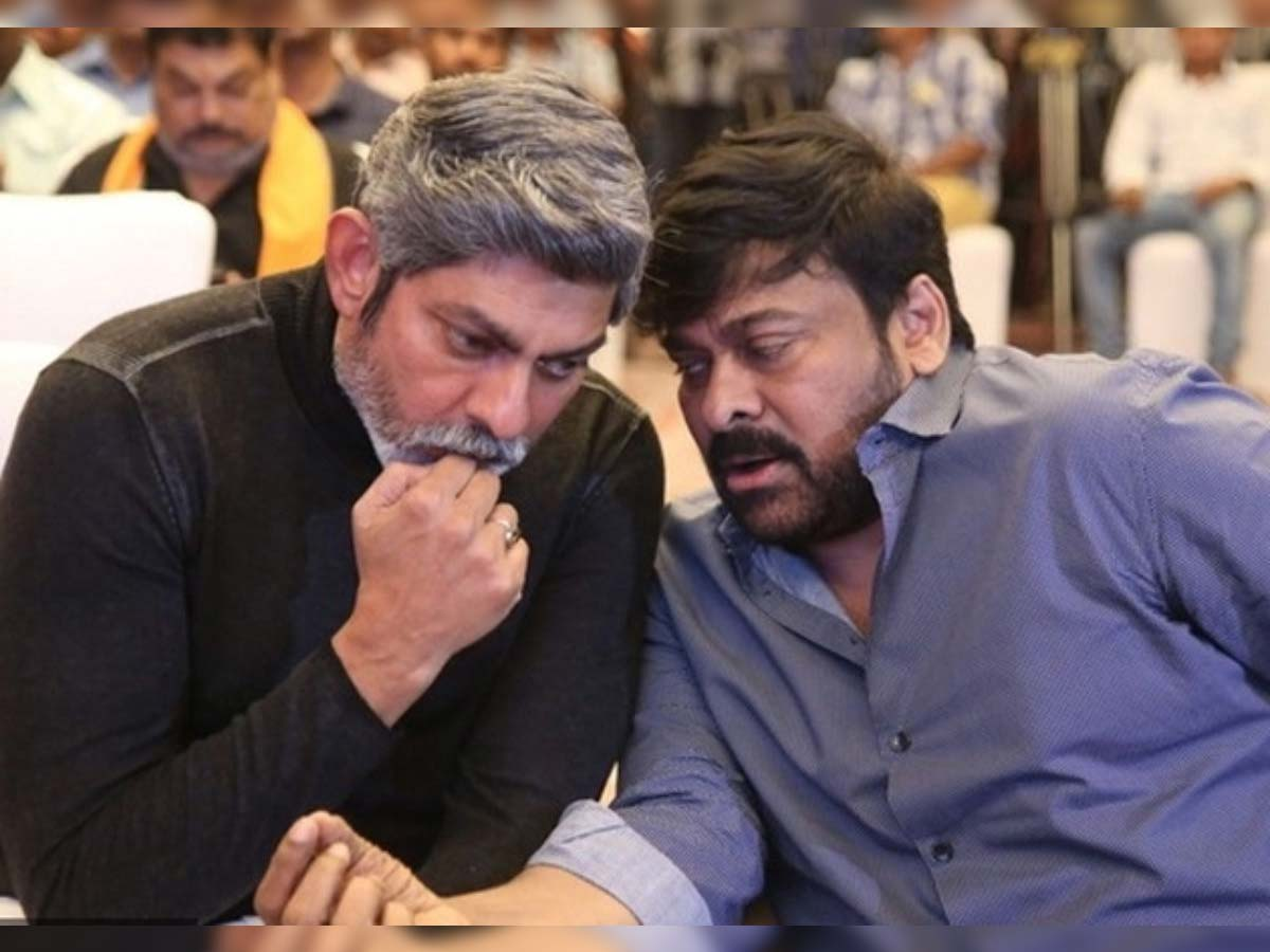 Jagapathi Babu, to share screen space with Chiru again?