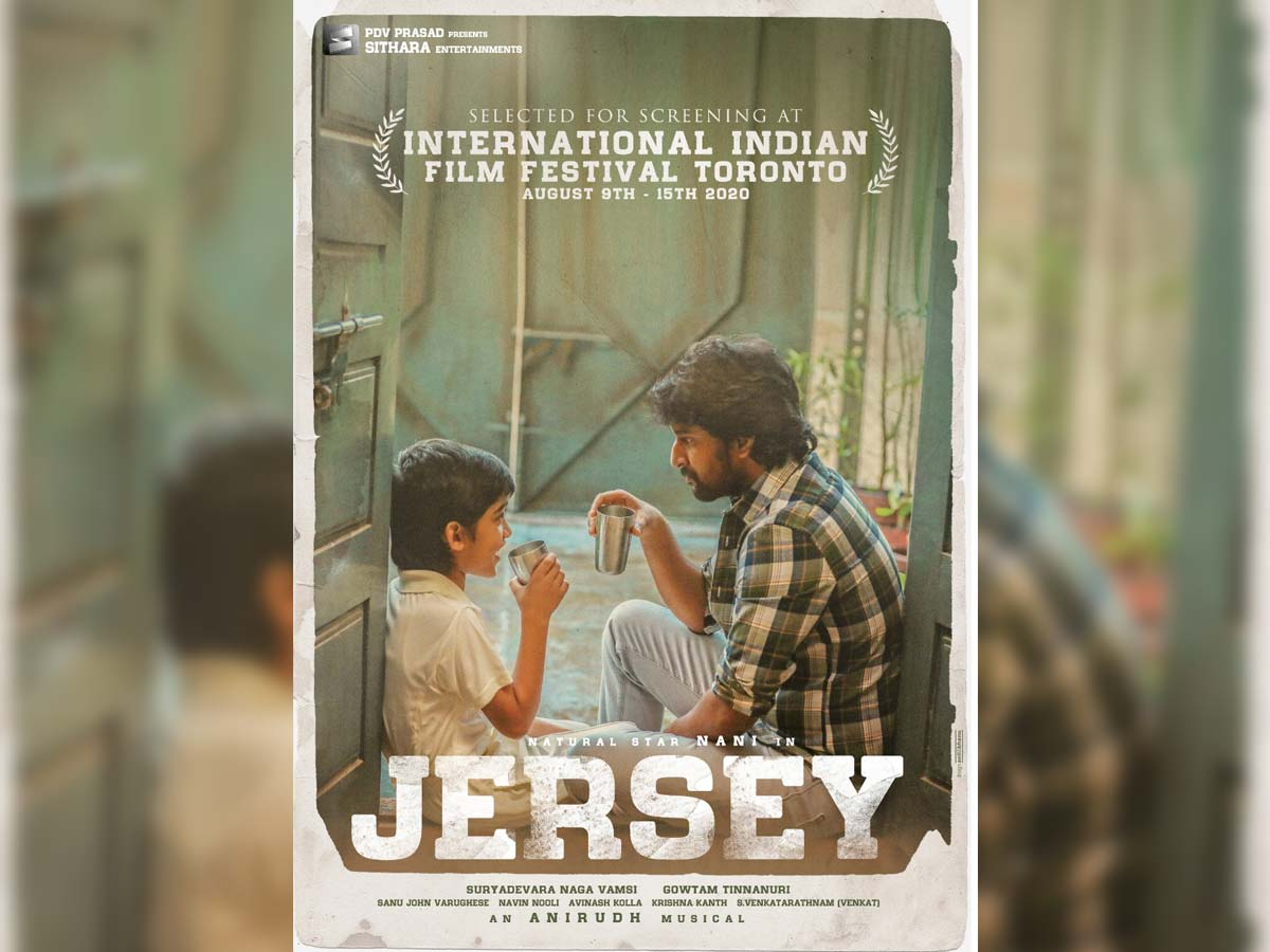 Jersey gets officially selected to screen in Toronto Film Festival