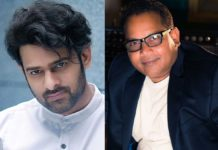 Julius Packiam music for Prabhas film