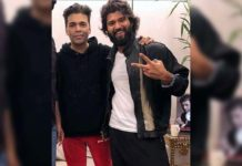 Karan Johar pokes his nose in Vijay Deverakonda film music