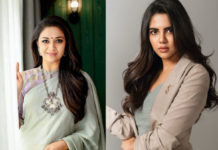 Keerthy Suresh First, Kalyani Priyadarshan Second