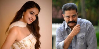 Keerthy Suresh to be cast opposite Kamal Hassan as well?