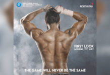 Naga Shaurya 20 Pre Look poster is arresting