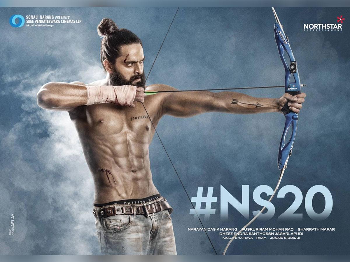 Naga Shourya reveals how he gained six-pack abs