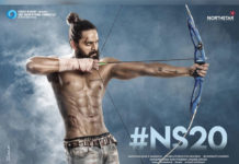 NS20 First Look: Naga Shaurya archery arrow target