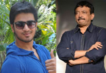 Ram Gopal Varma gets a taste of Nikhil Siddharth anger