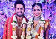 Nithiin and Shalini heading for honeymoon in Europe