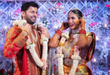 Nithiin weds Shalini: Wedding pics out