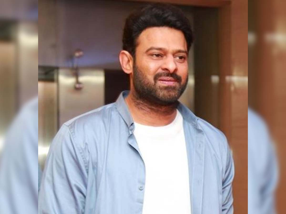 Prabhas okay another film for UV Creations