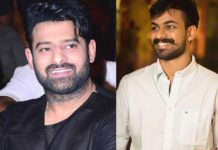 Prabhas support to Sai Dharam Tej brother?