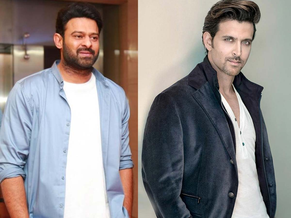 Prabhas to work with Hrithik Roshan in Om Raut film?