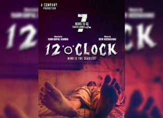 RGV next is 12 'O' Clock, Trailer to release today