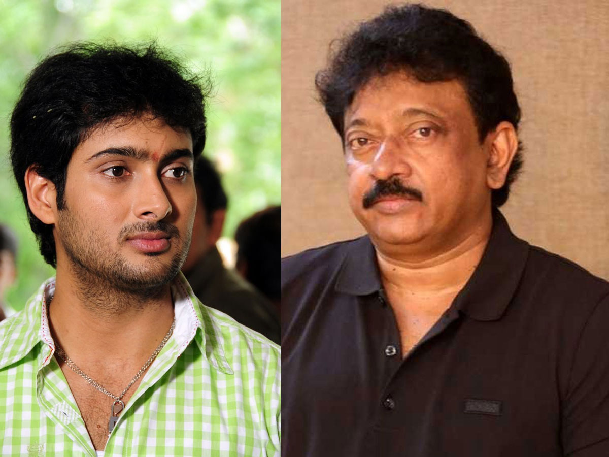 RGV to make a biopic on Uday Kiran?