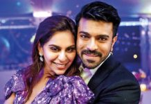 Ram Charan birthday wishes to Upasana