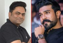 Ram Charan decides to work with Vamsi Paidipally?