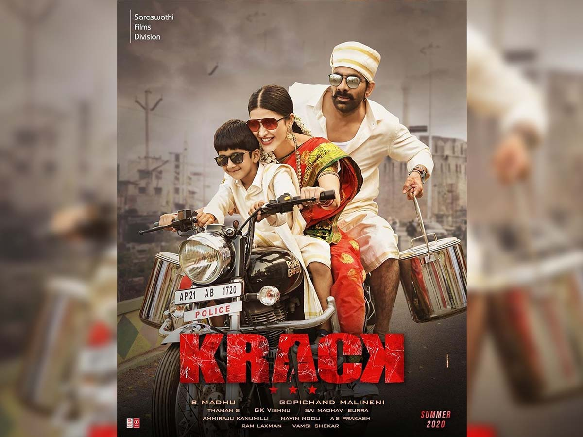 Ravi Teja's Krack to release directly in OTT?