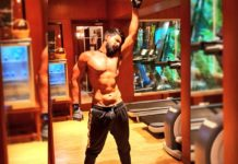 Shirtless Vishnu Vishal flaunts chiselled physique
