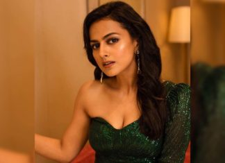 Shraddha Srinath takes a break from signing films