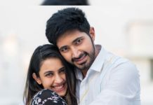 Theme based Niharika engagement on 13th August