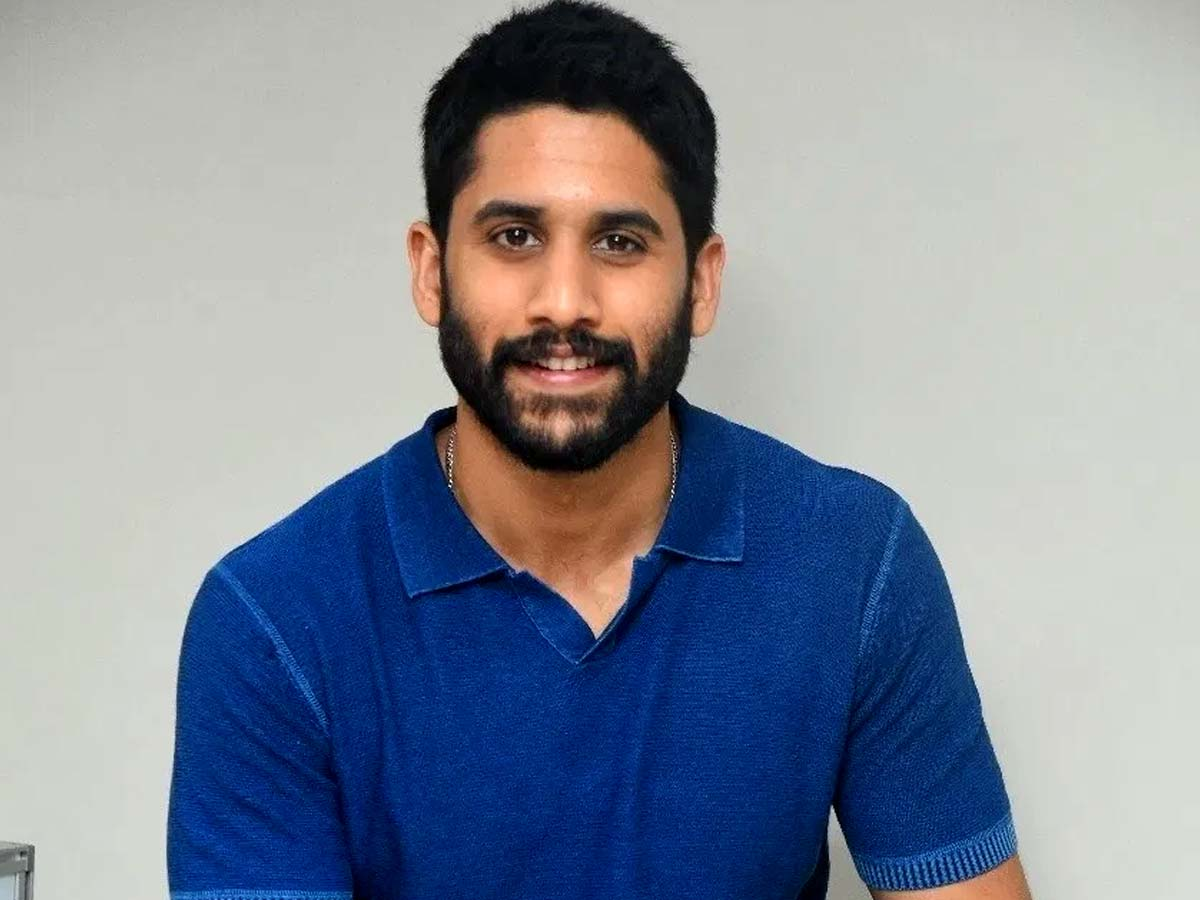 Unique First of its Kind love for Naga Chaitanya