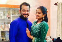 Venkatesh Naarappa wife about her husband