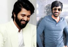 Vijay Deverakonda Kisser girl in Mass Maharaja film?