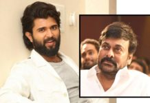 Vijay Deverakonda special role in Chiranjeevi Lucifer remake?
