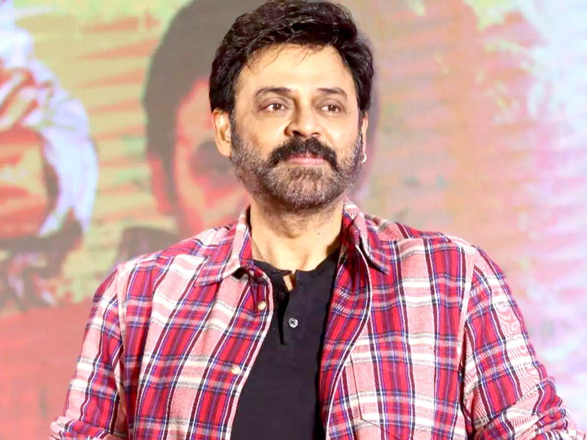 Will Venkatesh okay veteran director project?