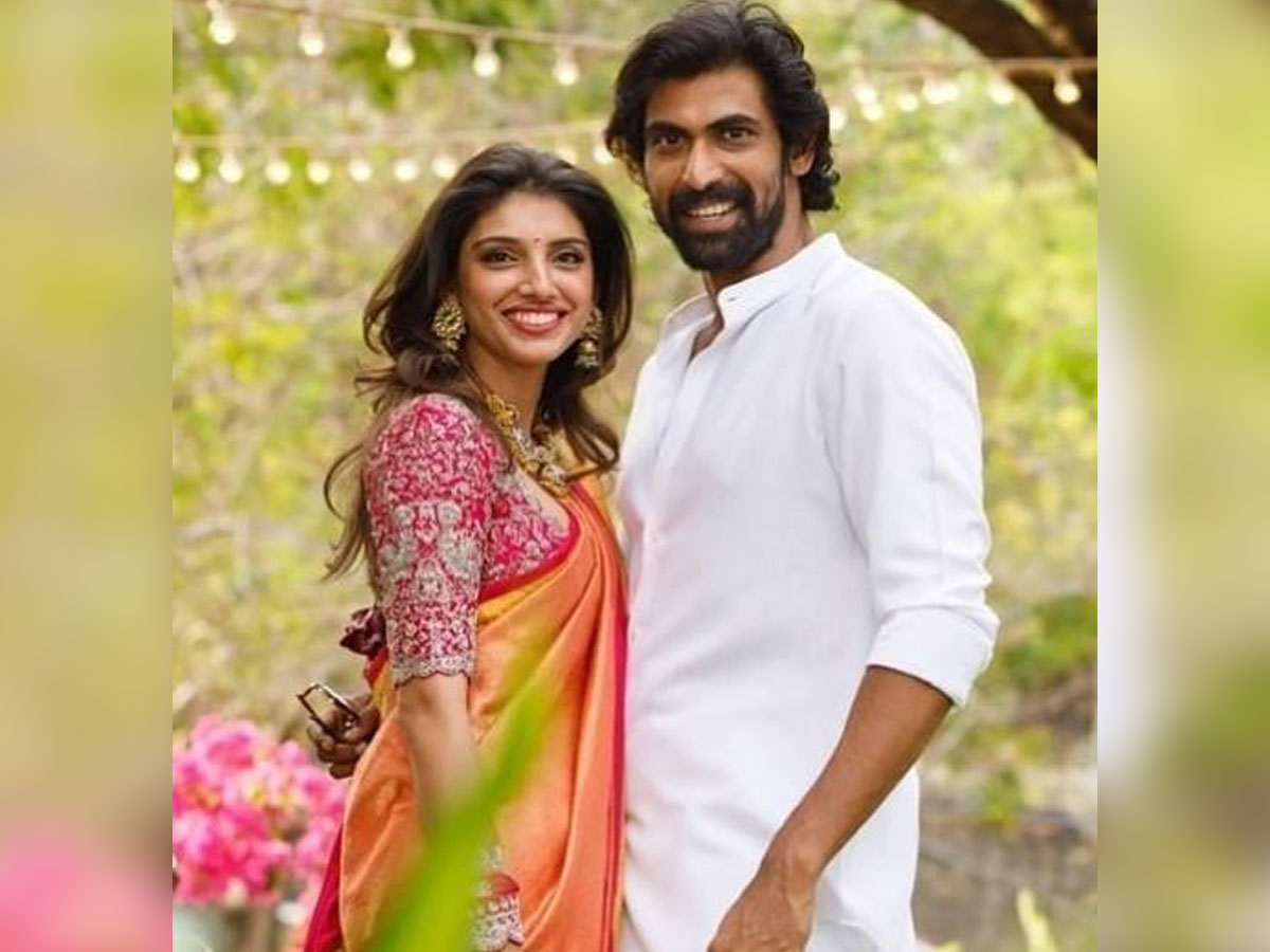 Rana Daggubati it's been the best time of my life, getting married to Miheeka