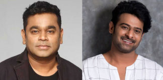 AR Rahman quotes Rs 4 Cr to give compelling music for Prabhas